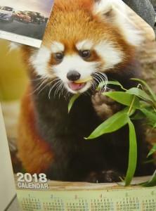 2018カレンダー配布会